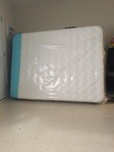 Brand new queen size bed with box spring