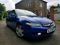 **2006 Honda ACCORD EX 2.2 I-CDTI** (6SPEED)FULL LEATER,SAT-NAV,SUNROOF,F/S/H
