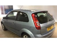 Ford Fiesta 1.4 TDCi Zetec 3dr (ONLY 54000 MILES) £30 TAX 12 MONTHS
