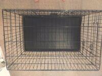 Large dog cage 36''