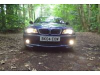 BMW 325i M-sport 2004/ 110k milage/ saloon/ low miles for year