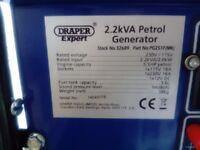 2,2 kva petrol generator