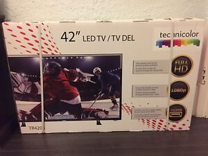 "Brand New 42"" LED TV"