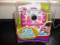 Fisher Price Kids tough digital Camera- PINK (like new)