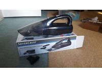 SilverCrest Handheld Vacuum Cleaner