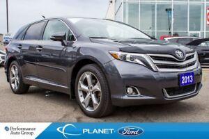 2013 Toyota Venza A6|KEYLESS|BLUETOOTH|SAT RDIO|PWR SEAT|ALLOYS