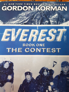 Everest - The contest (Book one)