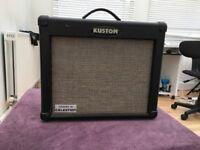 Kustom dual 35 DFX Amplifier inc. Celestion speaker