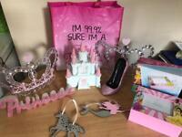 Princess bedroom items
