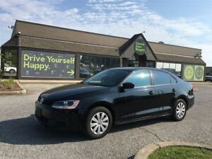 2013 Volkswagen Jetta /CLOTH/BLUETOOTH/HEATED SEATS