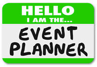 Opportunity to Gain Event Planning Experience – Volunteer