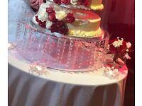 Wedding cake stand!