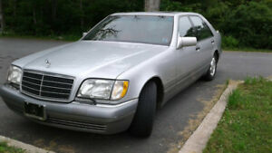 1995 Mercedes-Benz S-Class Sedan
