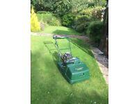Kensington lawnmower
