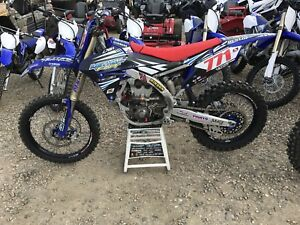 2014 Yamaha YZ250F Clean REDUCED! FRESH BUILD FINANCING AVAIL!