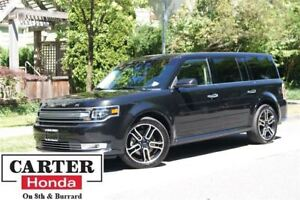 2014 Ford Flex Limited + NAVI + BACKUP CAM + AWD +VISTA ROOF!