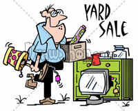 GARAGE  SALE.   (  POSTPONED). WILL POST NEW DATES  LATER!!