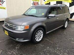 2010 Ford Flex SEL, Automatic, Third Row Seating, AWD, 75,000km