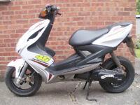 2013 Yamaha YQ 50 Aerox