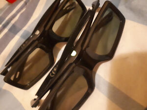 Moving- Sony 3d glasses 40obo