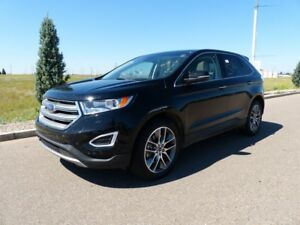 2016 Ford Edge Titanium, Leather, NAV, Rear Camera