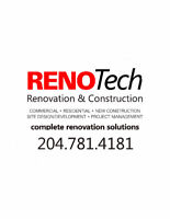 Full time staff Renovator (jack of all trades)