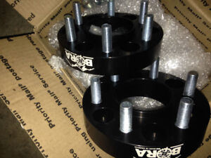2015 and up f-150 wheel spacers