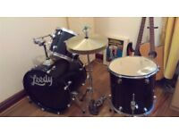 Drum kit for sale, collection only