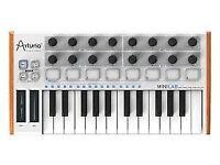 Arturia Minilab MIDI controllert