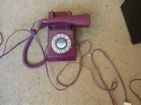 Lovely Retro Trim Phone