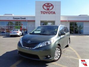 2014 Toyota Sienna XLE AWD ONE OWNER CLEAN CARPROOF