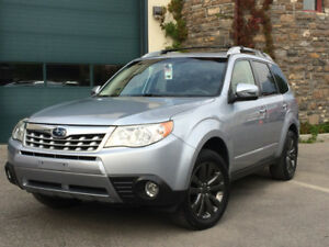 2013 Subaru Forester Touring SUV, Crossover