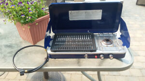 propane camping stove/grill