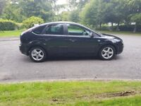 07 TOP OF THE RANAGE FORD FOCUS TITANIUM FULL SERVICE HISTORY 12 MONTHS MOT
