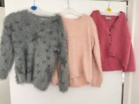 Girls age 4-5 mainly next Clothes