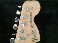 Squire strat upgraded