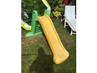 Kids little tykes garden slide £20