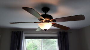 52 Inch Ceiling Fan With Remote