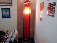 Original maltesers sweet stand, custom lamp.