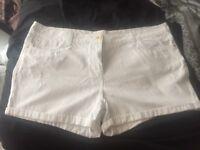 Size 20 Denim Shorts from Matalan