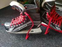 Bauer X200 ice skates size 7.5UK