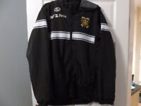HULL FC JACKET VERY GOOD CONDITION