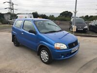 SUZUKI IGNIS BLUE 3 DOOR VERY CLEAN
