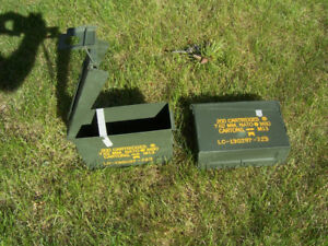 Small ammo Can
