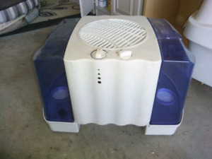 Very large 4 quart humidifier