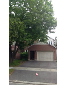 HOUSE FOR LEASE IN A GREAT LOCATION (BATHURST/CLARK)!