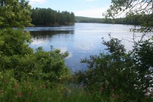 Land in front of Gatineau River