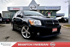 2009 Dodge Caliber SRT4 *Leather|Heated seats|Manual*