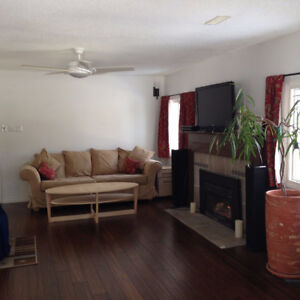 Furnished short term rental oct - may - inc utilities & internet