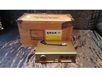 Quad 303/33,vintage amplifier, classic rare